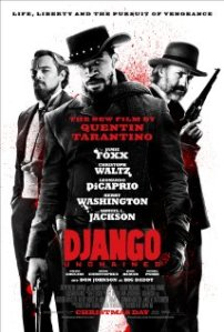Django Unchained movie poster (image via IMDB)
