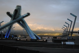 The Olympic Cauldron!