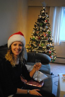 Enjoying Christmas :)