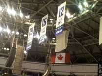 Retired Vancouver Canucks numbers