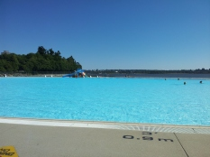 Can't wait to come back to this outdoor pool!