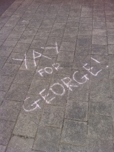 Someone wrote this for the Royal baby Prince George :)