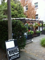 A bit blurry but this is Adesso Bistro