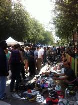 The slightly sketchy market