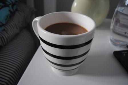 Robs giant coffee mug
