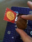 Advent Calendar chocolates :)