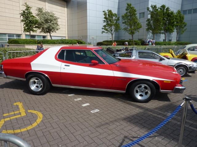 Bristol Motorshow